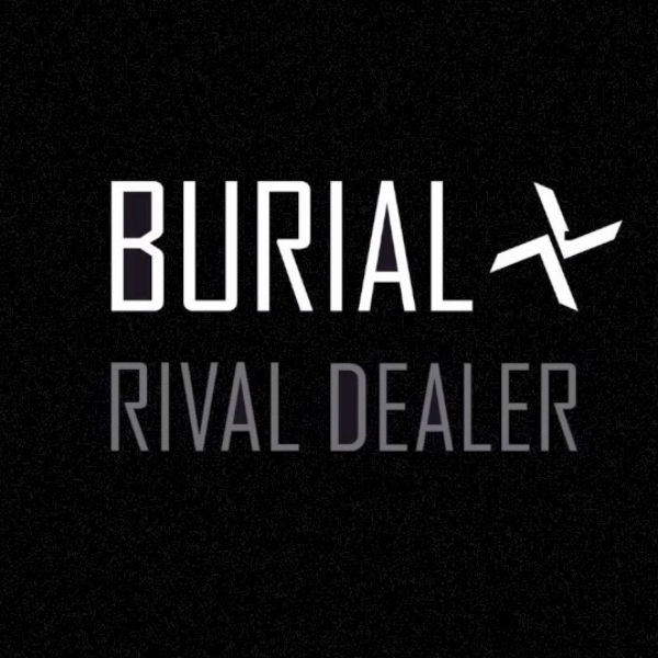 BURIAL RIVAL DEAL EP COVER 2013