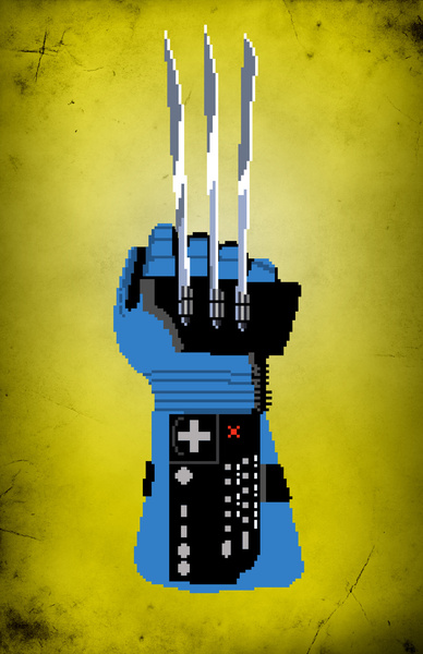 Josh Lane-Power Glove