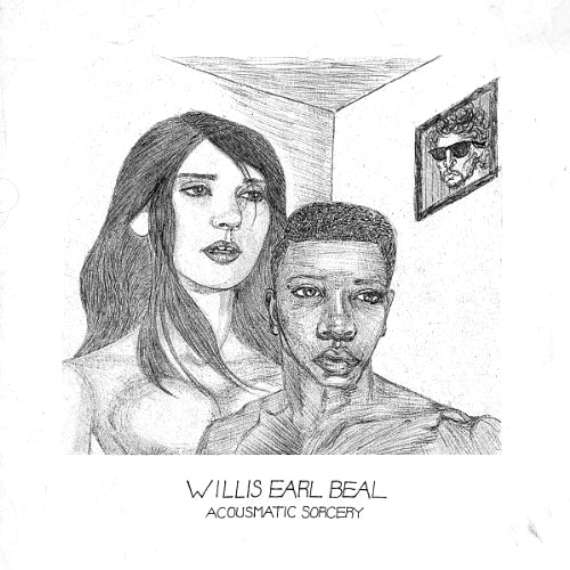 Willis Earl Beal Acousmatic Sorcery cover