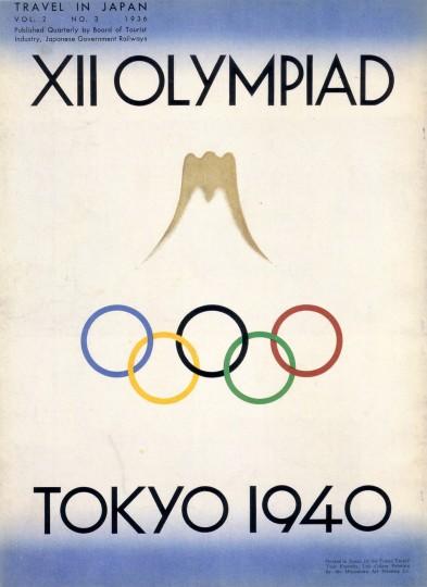 1940 Tokyo Olympics