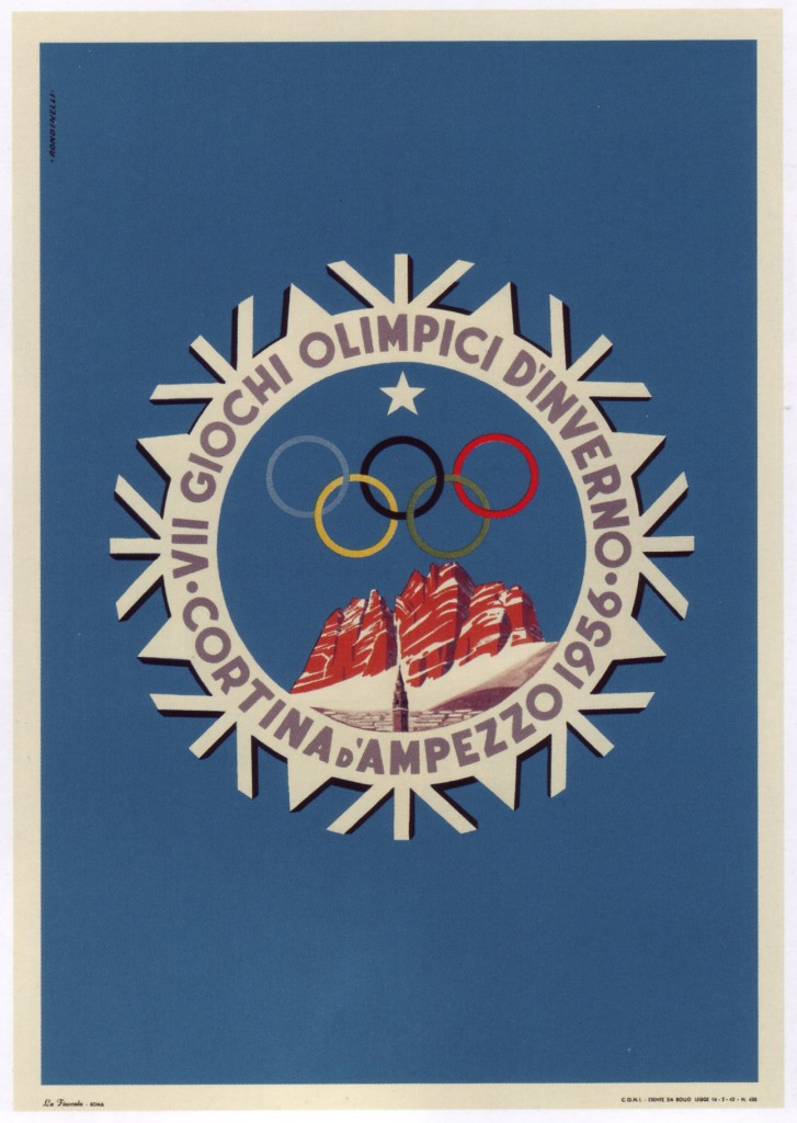 1956-Cortina-dampezzo-poster