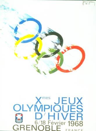 1968 Grenoble Olympics