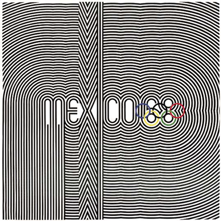 1968_mexico_olympics poster