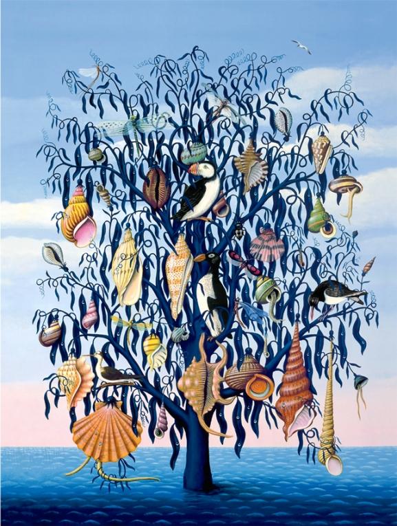 Spirit of Eden - music written and performed by Talk Talk, artwork by James Marsh