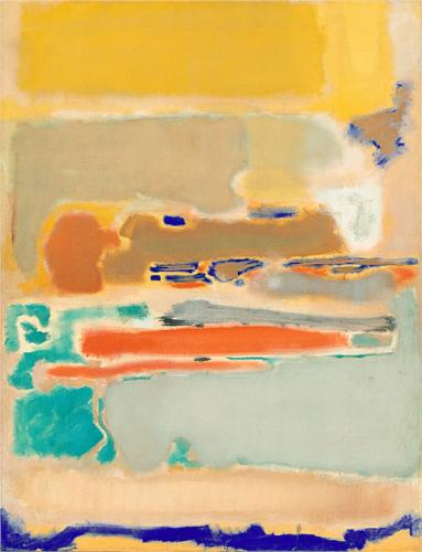 Mark Rothko - multiform (1948)