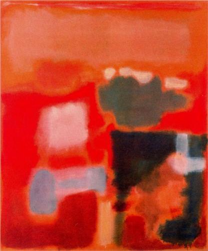 Mark Rothko - No. 1