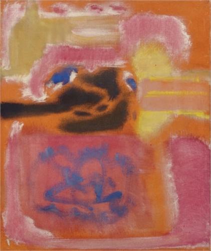 Mark Rothko - No. 7 (1947)