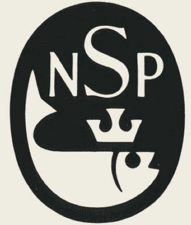 National Sea Products - Nova Scotia, Canada vintage logotype
