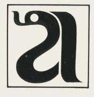 Avicenum - Czechoslovakia logotype