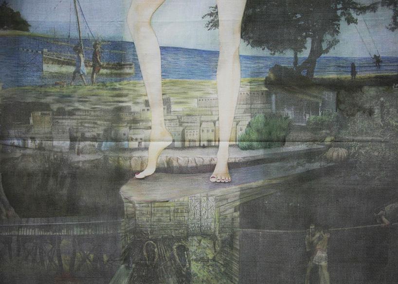 jesse krimes philadelphia artist 39 panel mural incarcerated prison Apokaluptein: 16389067