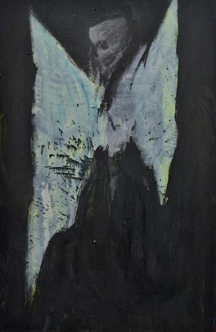 shanna waddell satan painting 2013
