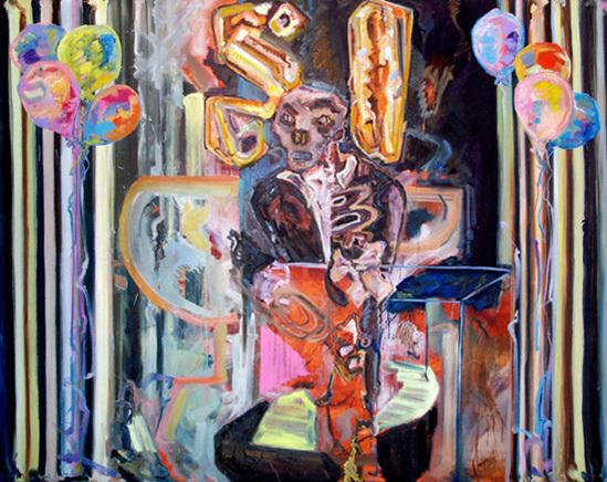 shannawaddell-haroldcamping false prophet painting