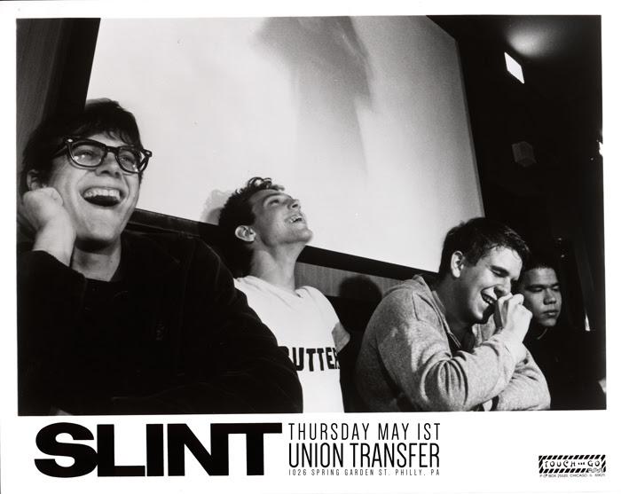 slint philadelphia union transfer may 1 reunion rock music