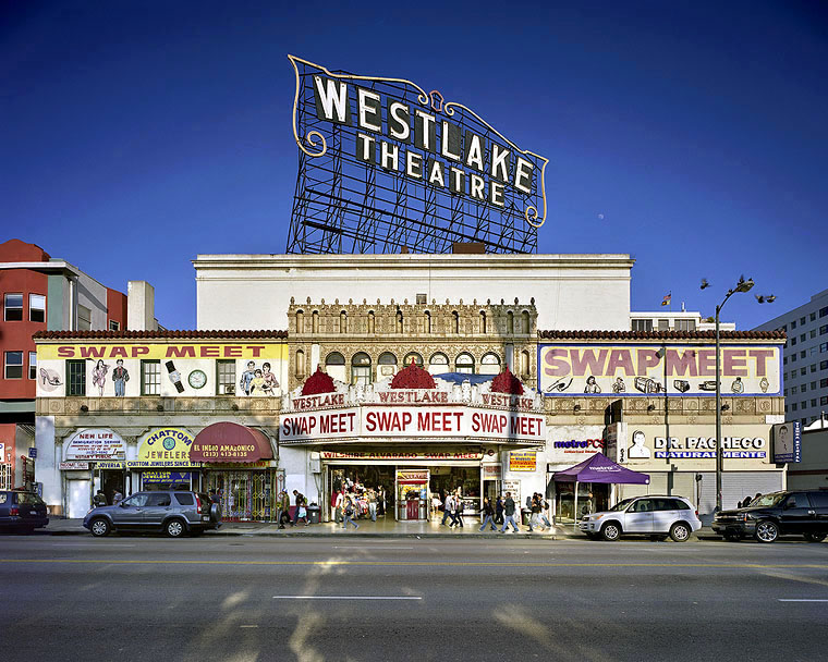 yves marchand romain meffre westlake theater los angeles ruins photography