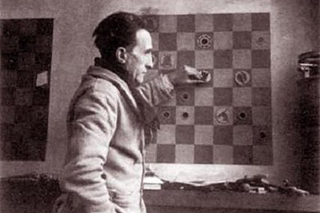 8 x 8 a chess sonate in 8 movements hans richter surreal dada film