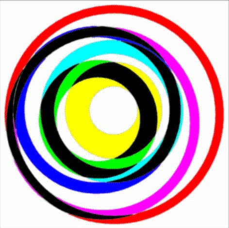 max bill modern postmodern art intertextual mind DNA color light frequency vibration