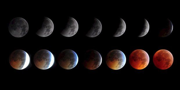 blood moon supermoon eclipse sunday september 28 tetrad astrology phenomenon